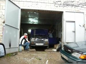 гаражный автосервис
