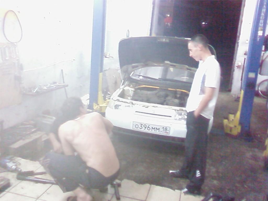 ночные ремонты в гаражном автосервисе