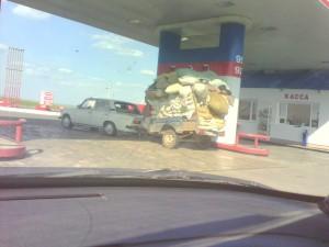 перегруз автомобиля