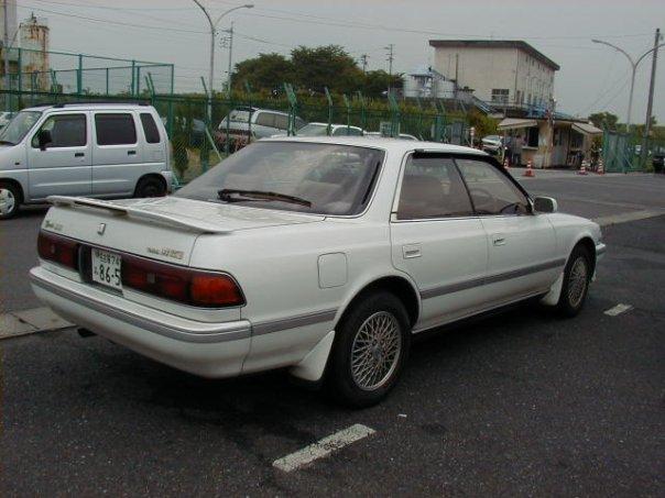 тойота марк 2 1991