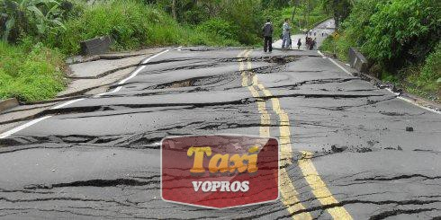 плохие дороги в россии