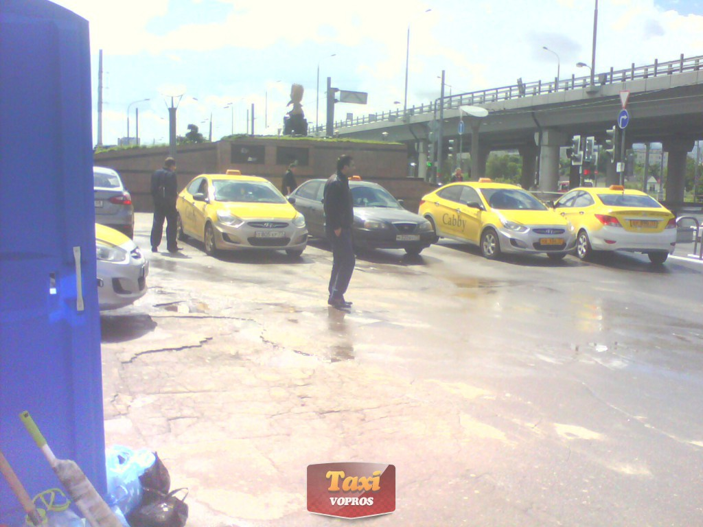таксисты азербайджанцы м.Теплый Стан