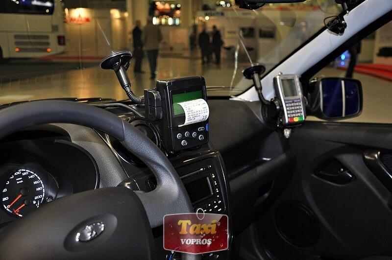 Лада Гранта такси