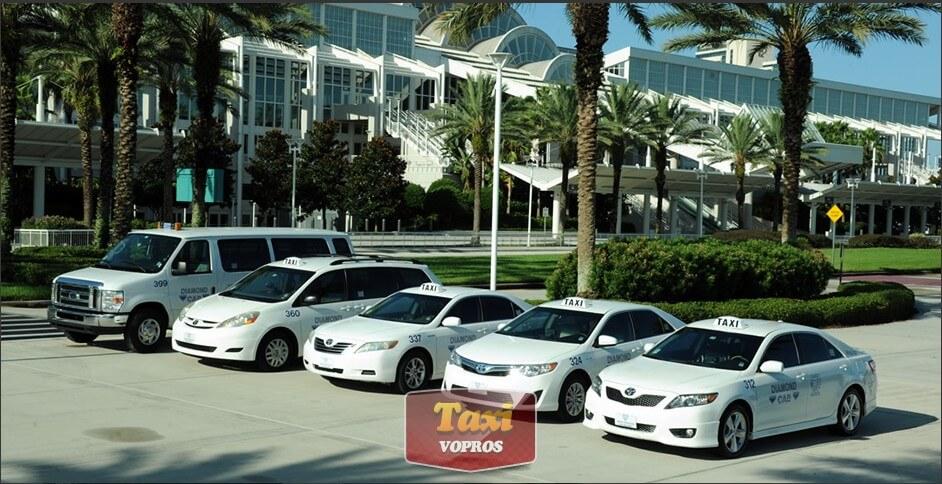 Такси в Америке: трэш-автомобили
