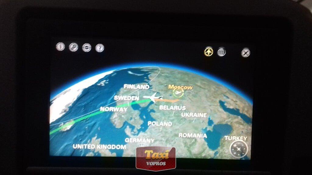 Впечатления от поездки в США: такси в Америке
