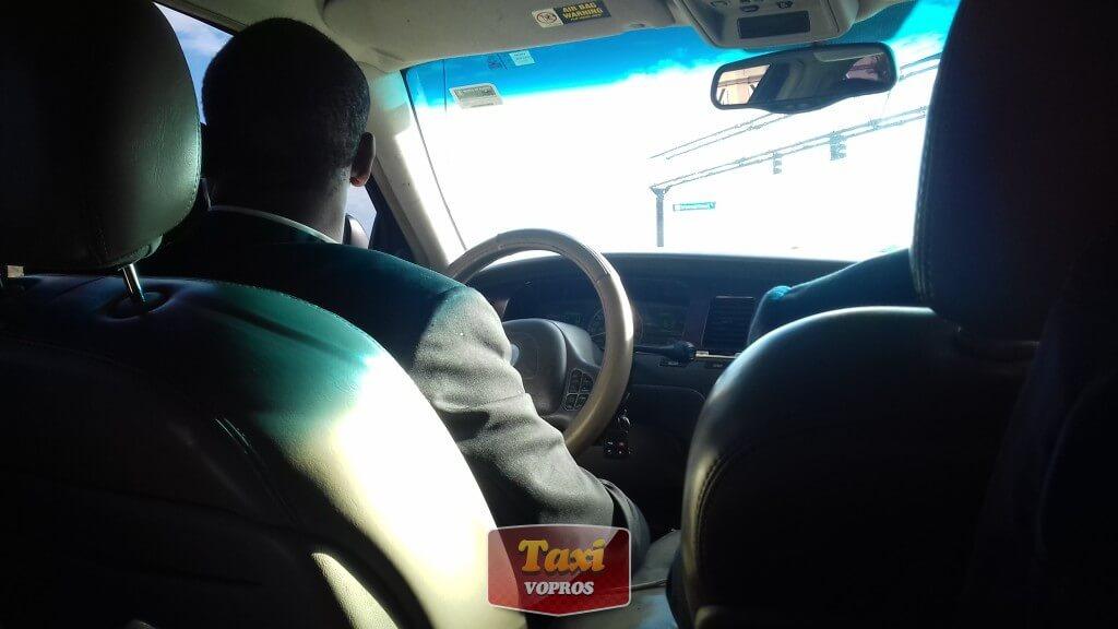 Такси в Америке: нелегалы