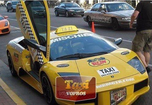 Про Дубайское такси